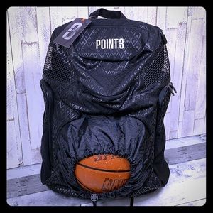 NWT Point 3 Basketball Backpack SOLD OUT